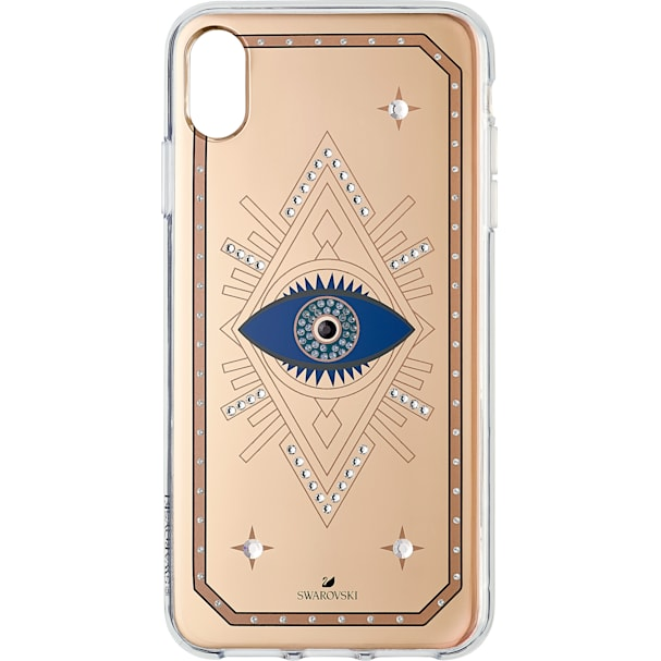 uk availability 69aba 4786f Tarot Eye Smartphone Case, iPhone® XS Max, Pink Gold