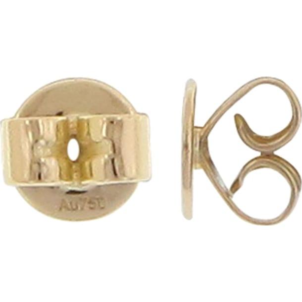 18K黃金耳托 - Swarovski, 5021543