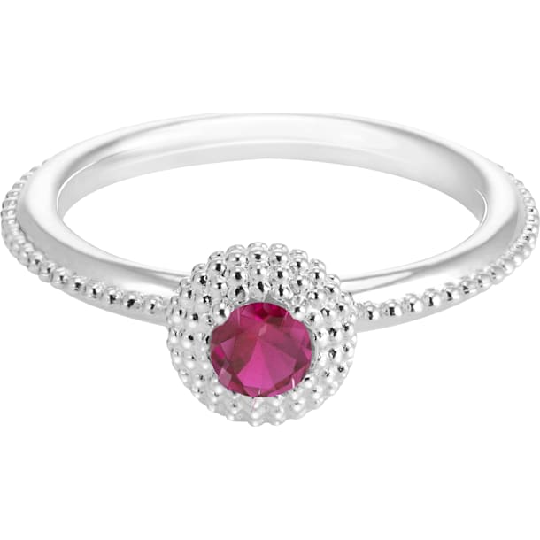 Soirée Birthstone Ring January - Swarovski, 5248705