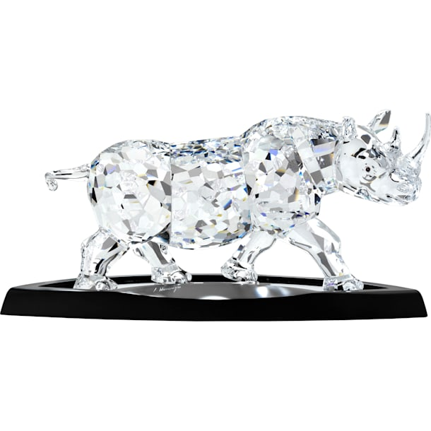 The Rhinoceros - Numbered Limited Edition - Swarovski, 945461