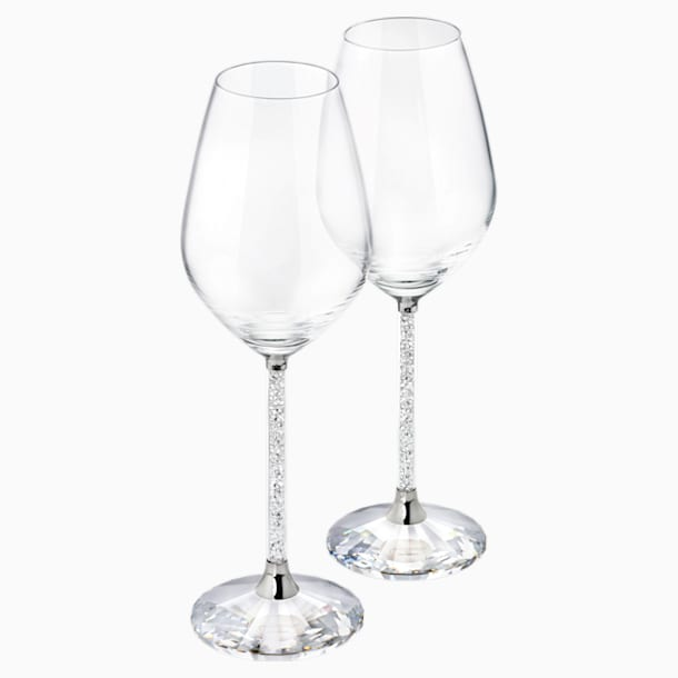 Crystalline wijnglazen (Set van 2) - Swarovski, 1095948