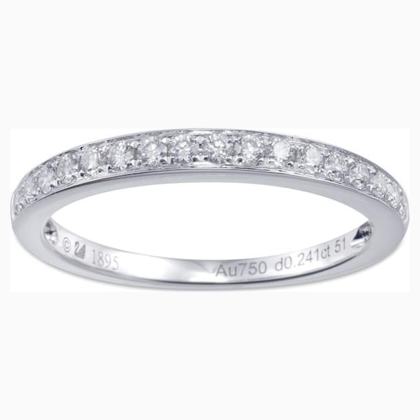 18K WG Dia Twinkle Ring - Swarovski, 5009643