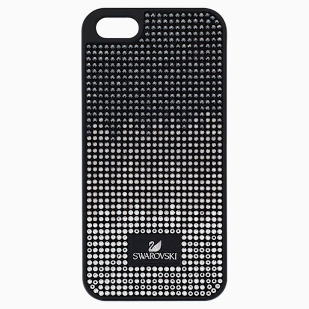 Thao Logo Black Pattern Smartphone 套 - Swarovski, 5054577