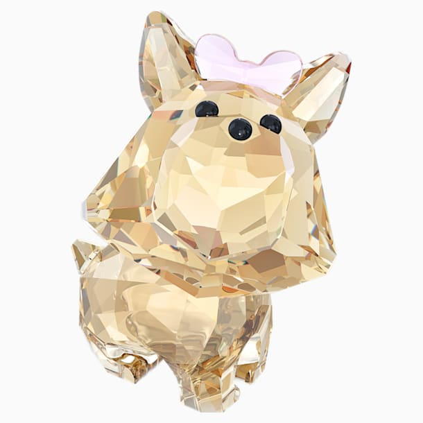 Puppy - Dixie The Yorkshire Terrier - Swarovski, 5063332