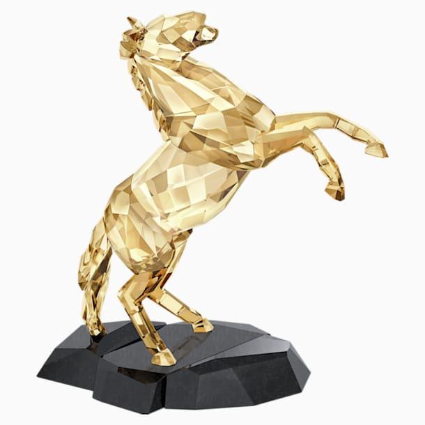 Stallion, Gold Tone - Swarovski, 5136836