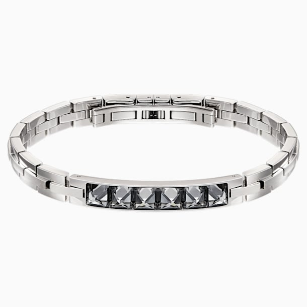 Bracelet Fire, gris, Finition mix de métal - Swarovski, 5217241