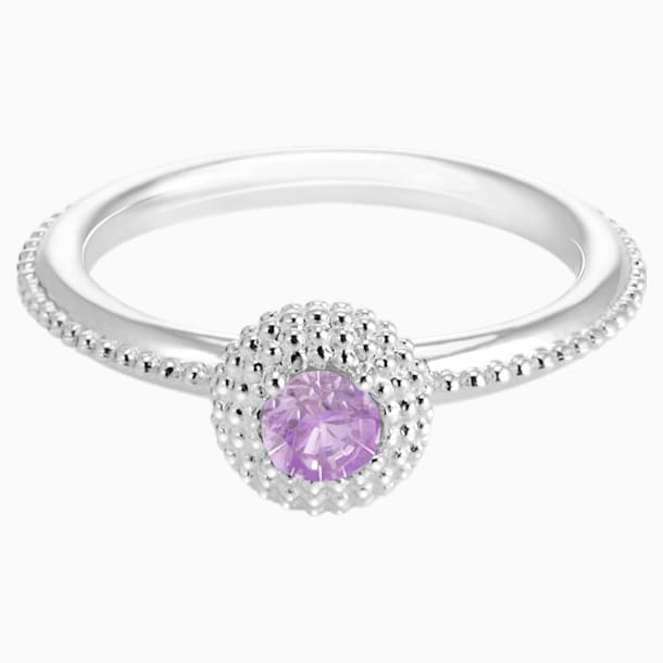 Soirée Birthstone Ring February - Swarovski, 5248710