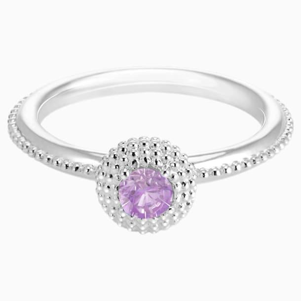 Soirée Birthstone Ring February - Swarovski, 5248710