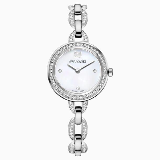 Aila Mini Часы, Металлический браслет, Нержавеющая сталь - Swarovski, 5253332