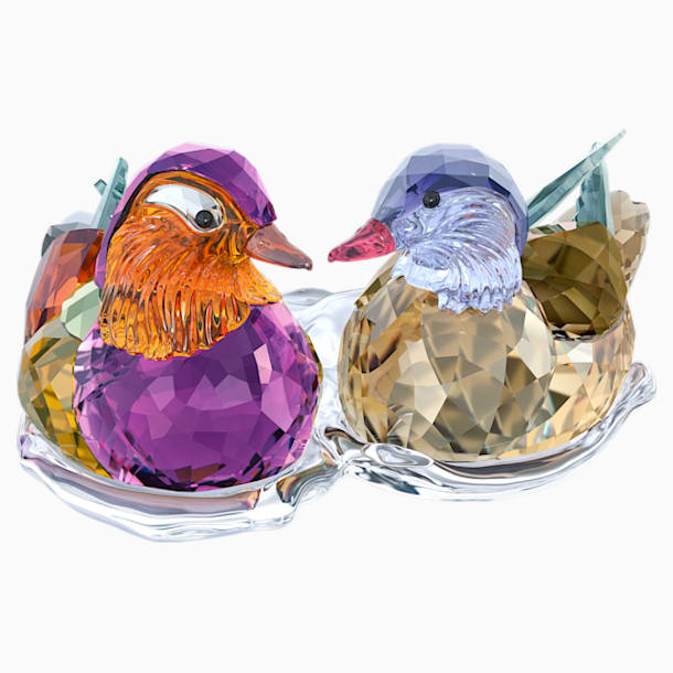 Mandarin Ducks - Swarovski, 5265586
