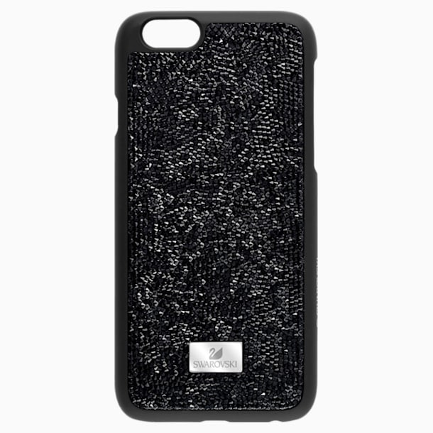 Glam Rock Black Smartphone Case with Bumper, iPhone® 6 - Swarovski, 5268109