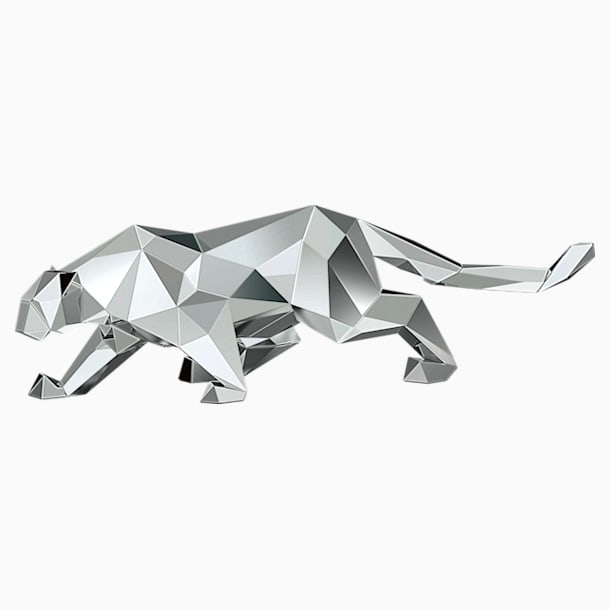 Leopardo por Arran Gregory - Swarovski, 5268161