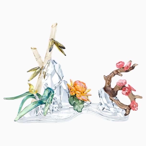 Vier edele planten - Swarovski, 5283057