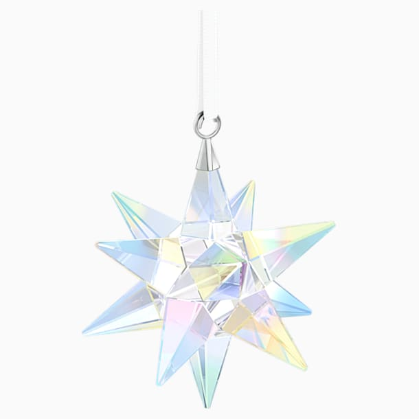 Star Ornament, Crystal AB - Swarovski, 5283480