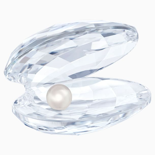 Shell with pearl, small - Swarovski, 5285132