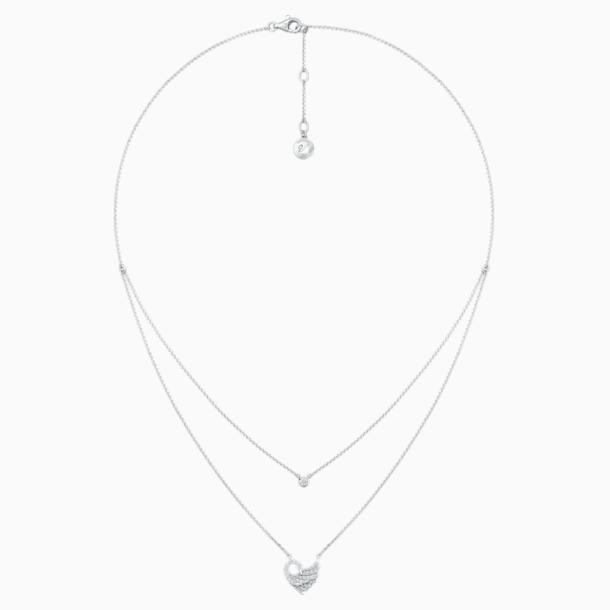 Dancing Swan 项链 - Swarovski, 5294491