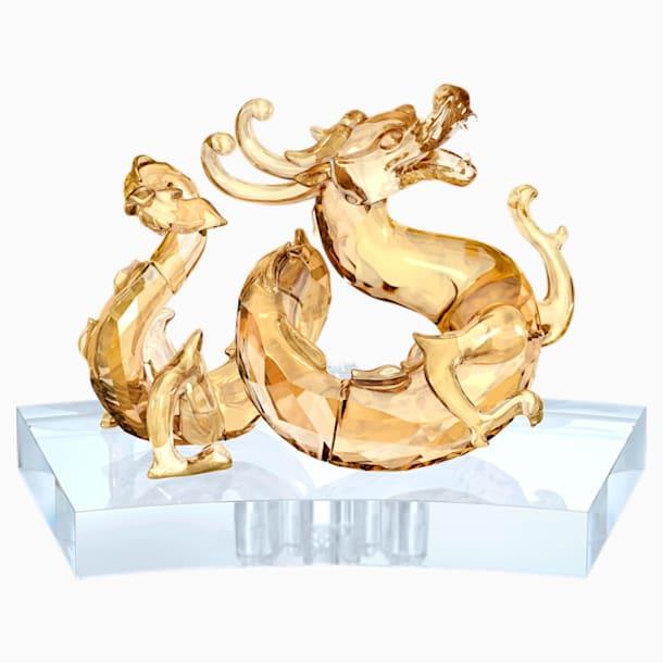 Čínský zvěrokruh – Drak - Swarovski, 5301557