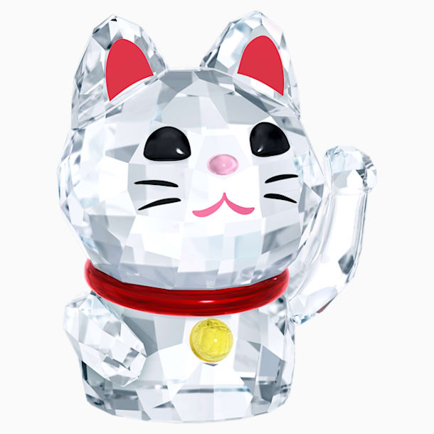 Фигурка «Кот на удачу» - Swarovski, 5301582