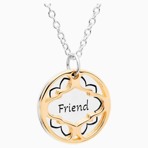 Treasure Necklace - Friend - Swarovski, 5301722