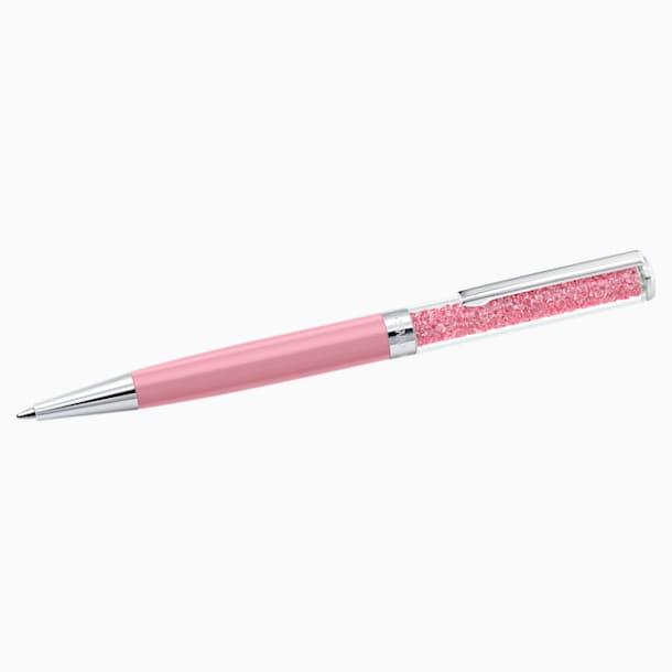 Crystalline Ballpoint Pen, Pink - Swarovski, 5351074
