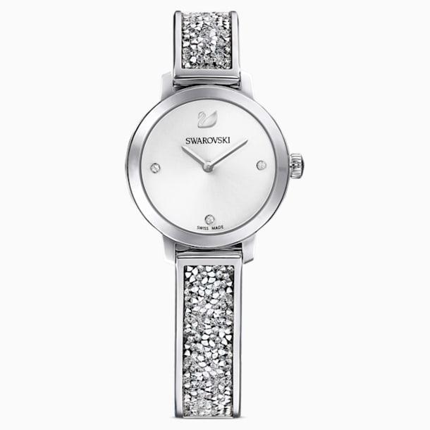 Cosmic Rock Часы, Металлический браслет, Белый Кристалл, Нержавеющая сталь - Swarovski, 5376080