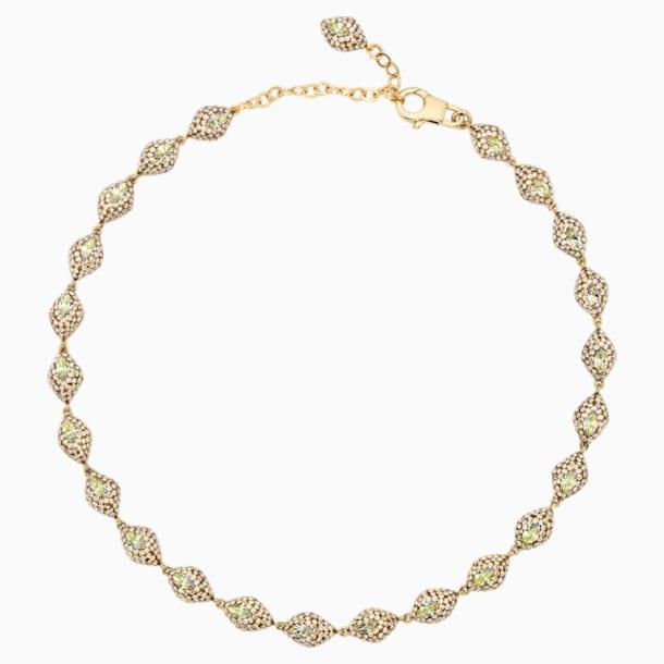 Moselle Mini Choker, Gold-tone plated - Swarovski, 5377177