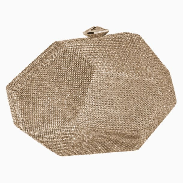 Marina Bag, Gold tone - Swarovski, 5382226