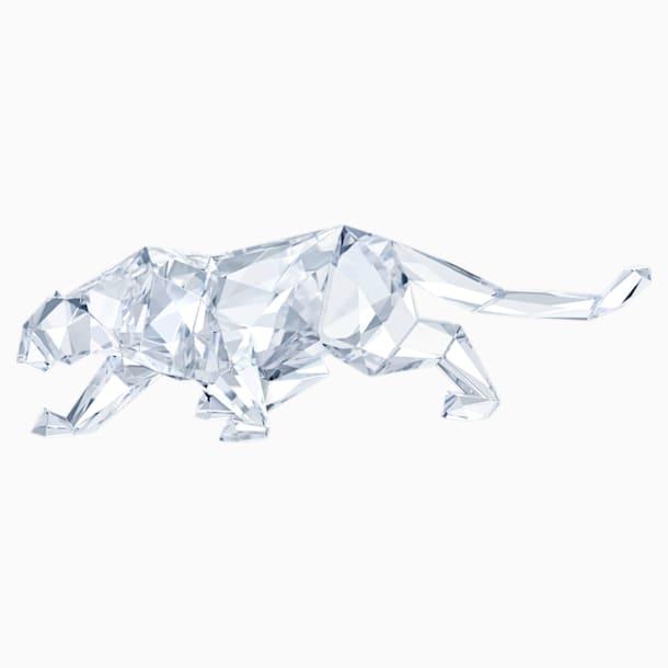 Фигурка «Леопард», произведение Аррана Грегори, Crystal - Swarovski, 5384968