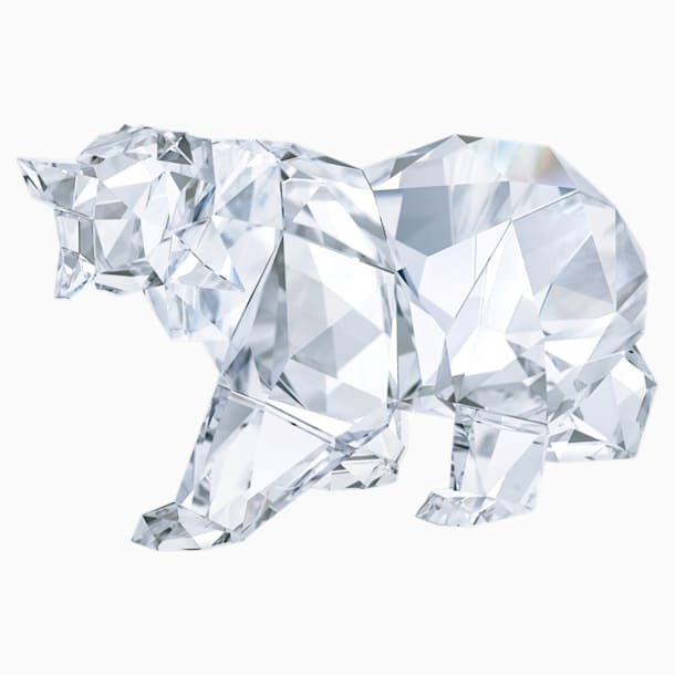 Фигурка «Медведь», произведение Аррана Грегори, Crystal - Swarovski, 5384969