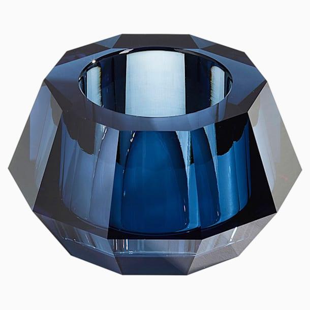 Chandelier Lumen Round, bleu - Swarovski, 5398502