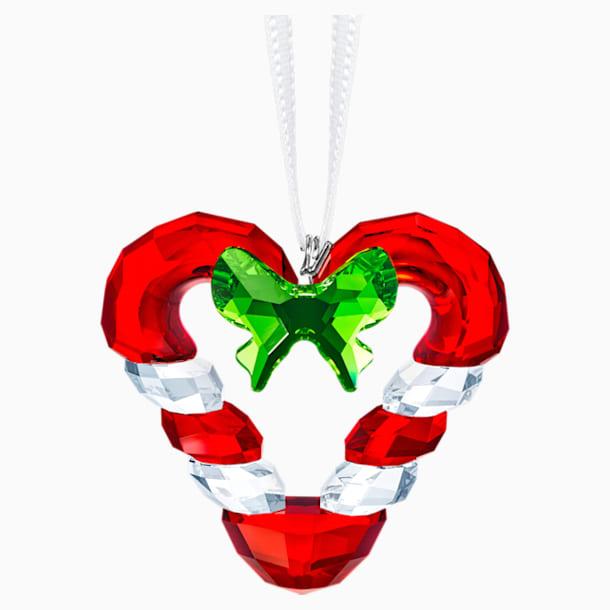 Ozdoba Serce z laski cukrowej - Swarovski, 5403314