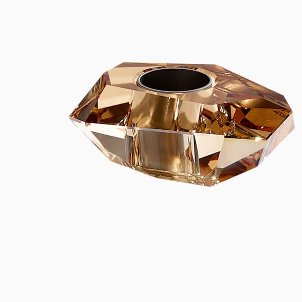 Lustra Candleholder, Small, Gold tone - Swarovski, 5404315