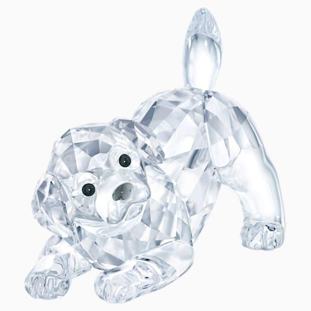 Labrador Puppy, playing - Swarovski, 5408608