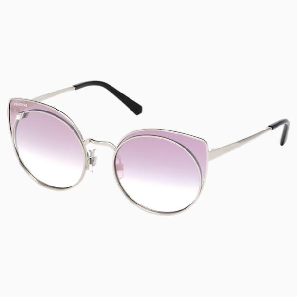 Okulary przeciwsłoneczne Swarovski, SK0173 - 16C, szare - Swarovski, 5411619