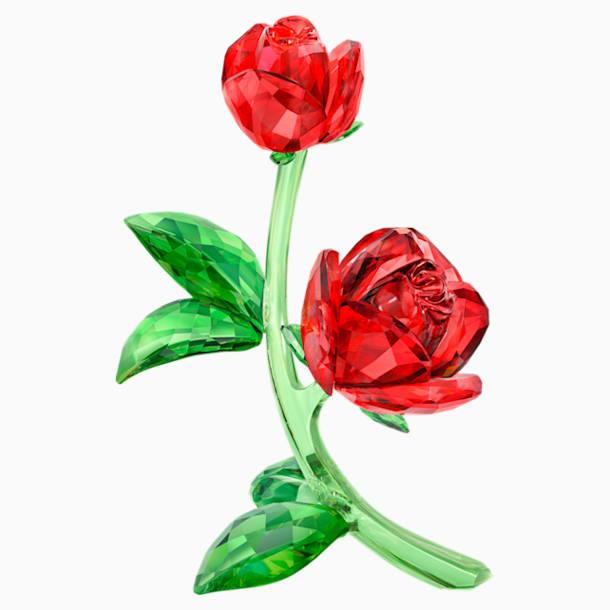 Trandafir roșu - Swarovski, 5424466