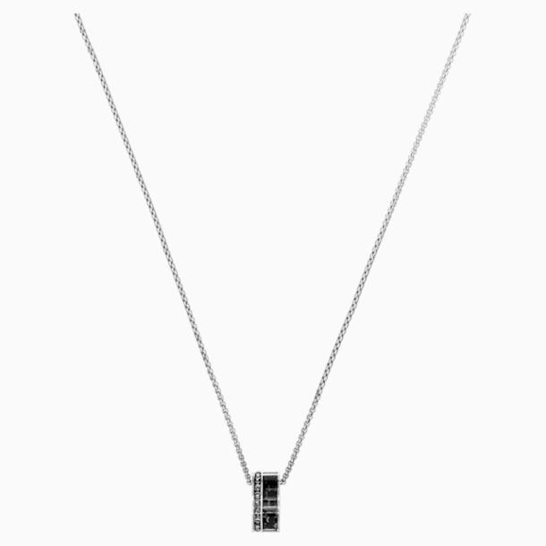 Alto Подвеска, Серый Кристалл, Нержавеющая сталь - Swarovski, 5427142