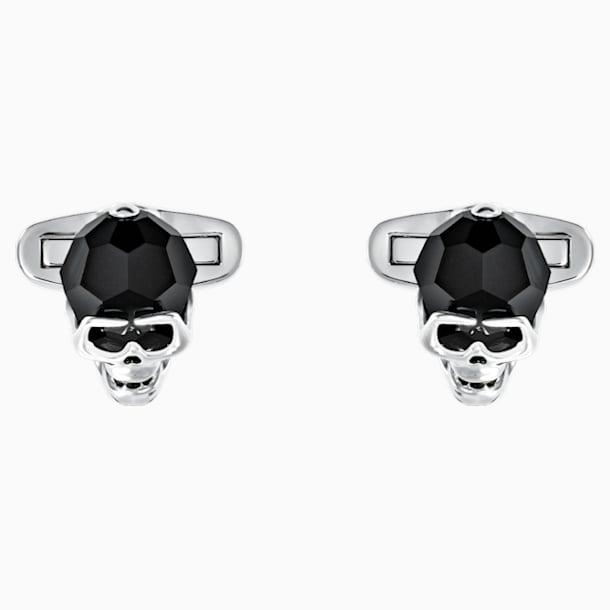 Gemelos Taddeo, negro, Baño de Paladio - Swarovski, 5427147