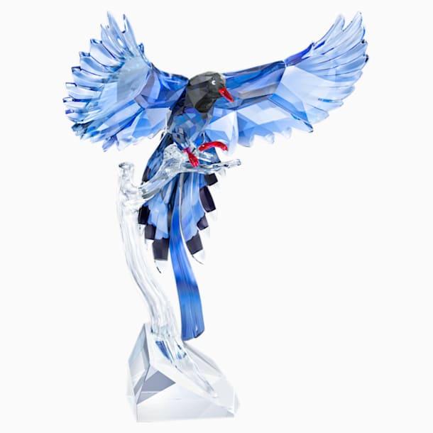 Taiwan Blue Magpie - Swarovski, 5428653