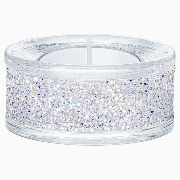 Svícen na čajovou svíčku Shimmer, Crystal AB - Swarovski, 5428722