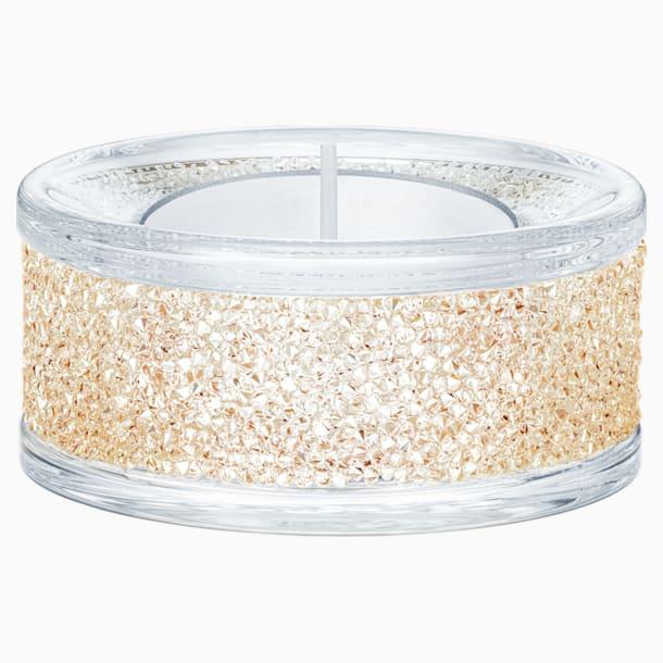 Shimmer Подсвечники для чайных свечей, Оттенок золота - Swarovski, 5428724