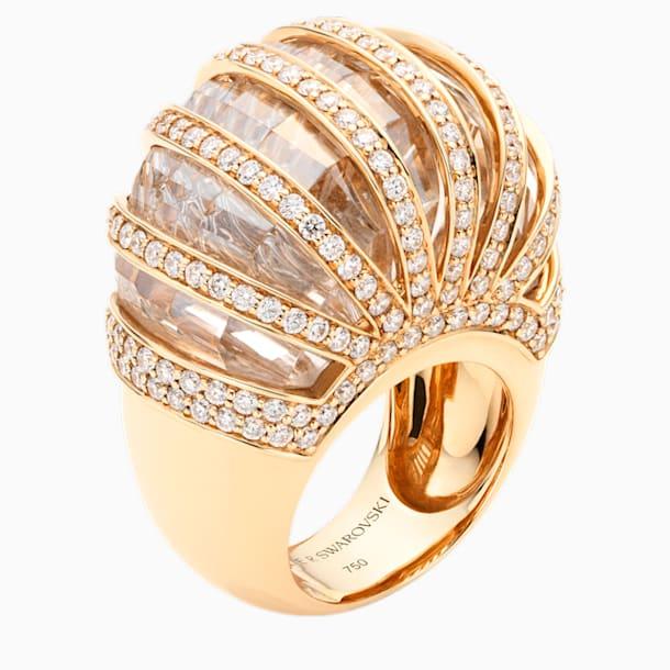 Duchesse Ring, 18K Yellow Gold, Size 52 - Swarovski, 5430516