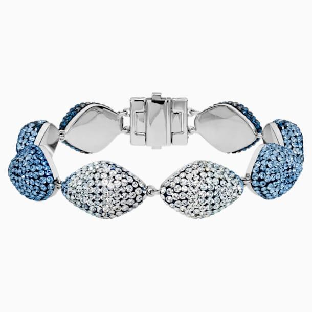 Moselle Armband, blau - Swarovski, 5433123