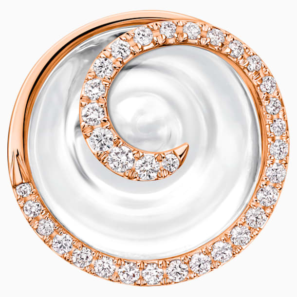 18K RG Ripple Dream Pendant - Swarovski, 5436213