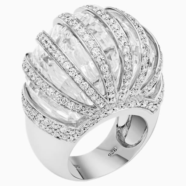Duchesse Ring, 925 Silver, Size 52 - Swarovski, 5438524