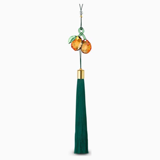 Asian Symbols Kumquat Ornament - Swarovski, 5443420