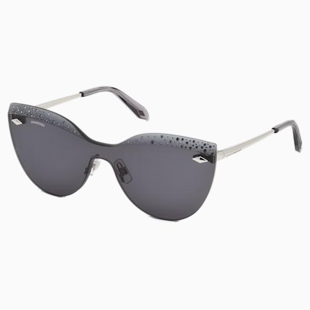 Moselle Mask Sonnenbrille, SK160-P 16A, grau - Swarovski, 5443913