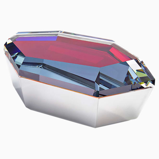 Boîte Rock, ton argenté - Swarovski, 5445375