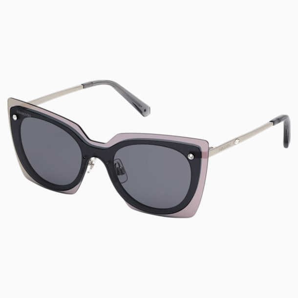 Swarovski napszemüveg, SK0201-16A, szürke - Swarovski, 5447881