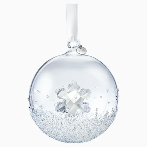 Christmas Ball Ornament, A.E. 2019 - Swarovski, 5453636