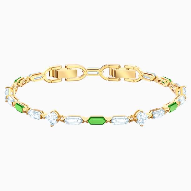 Bracelet Oz, blanc, Métal doré - Swarovski, 5459392